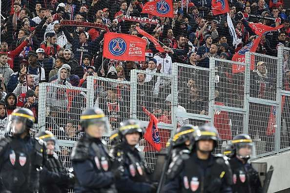 PSG and Marseille