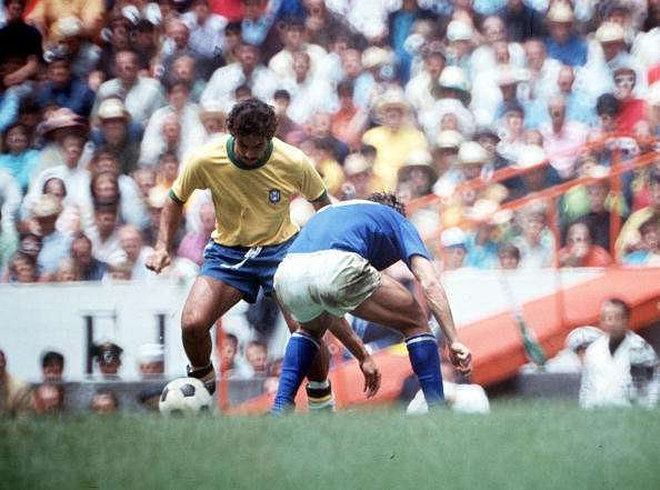 Rivellino lived to tease and torment the defenders