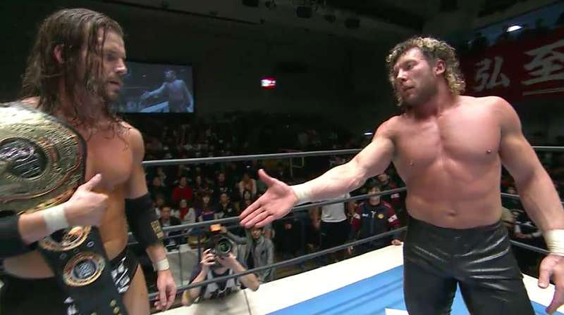 NJPW News: Kenny Omega victorious upon return at Honor Rising 2017