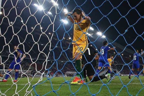 The curse of the Socceroos