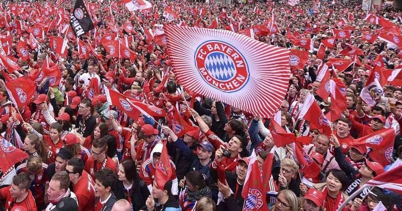 Clubs Bayern