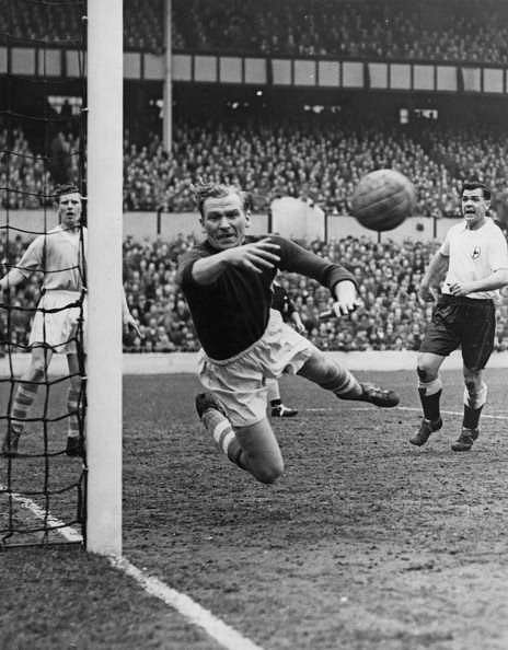 Bert Trautmann is one of the greatest players to never play in the World Cup