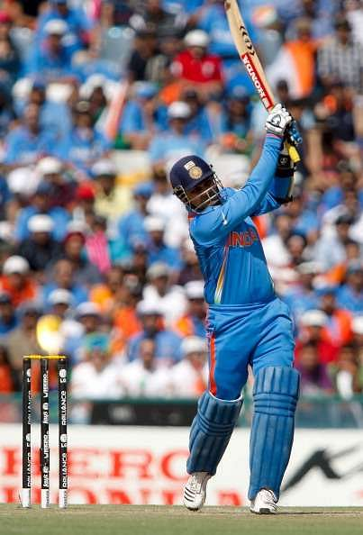 India Pakistan  2011 World Cup Sehwag
