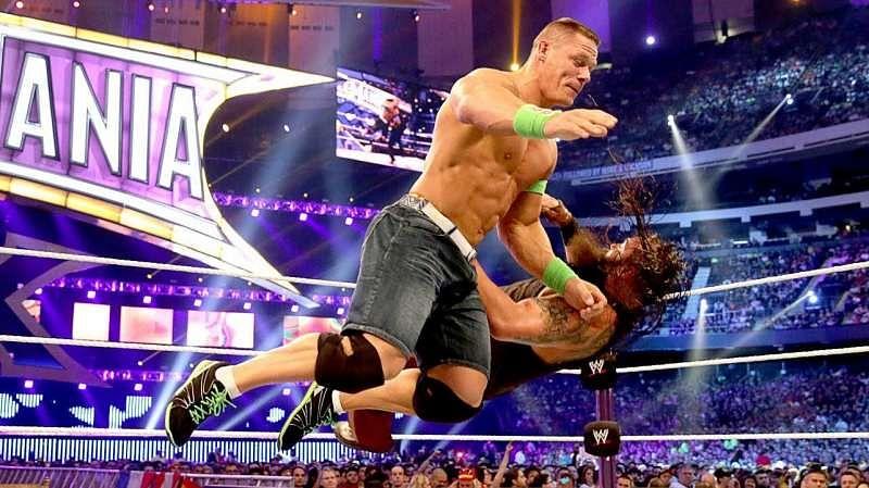 WWE John Cena - Page 6