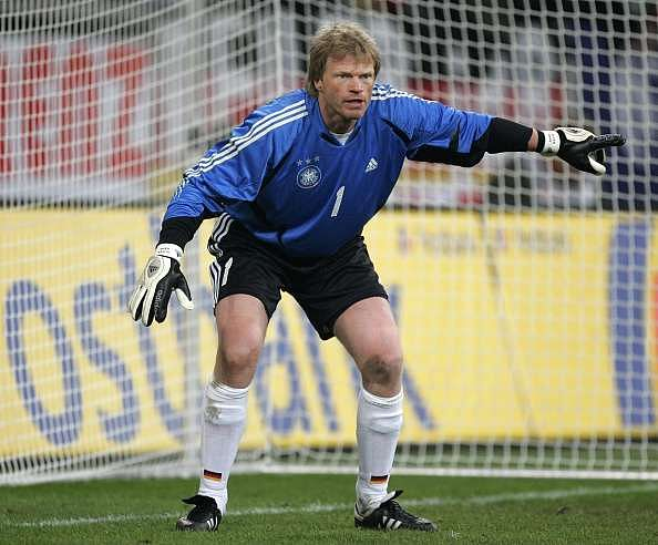 Oliver Kahn carried a relatively poor German team to the 2002 FIFA WC final