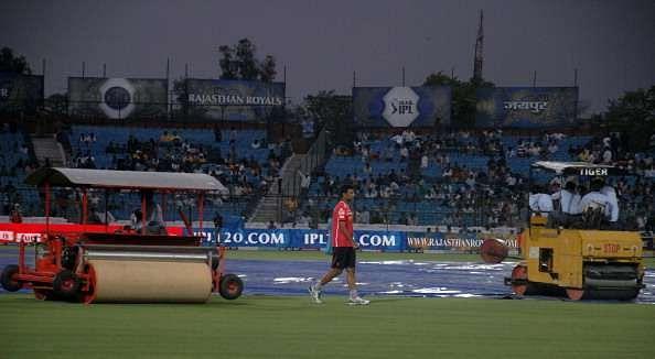 The Sawai Mansingh stadium has hosted 13 IPL matches thus far