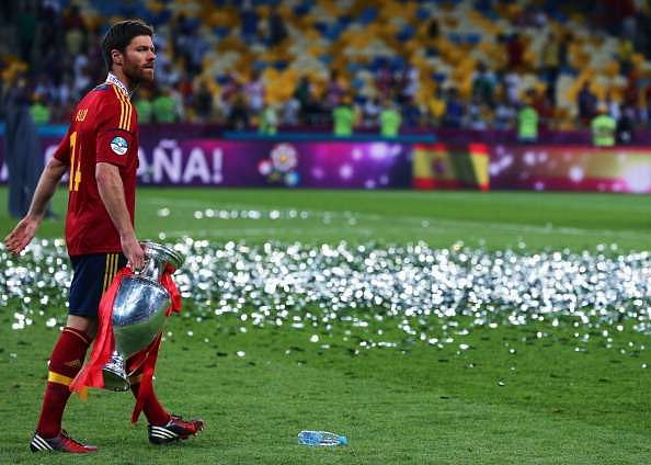 Xabi Alonso Spain