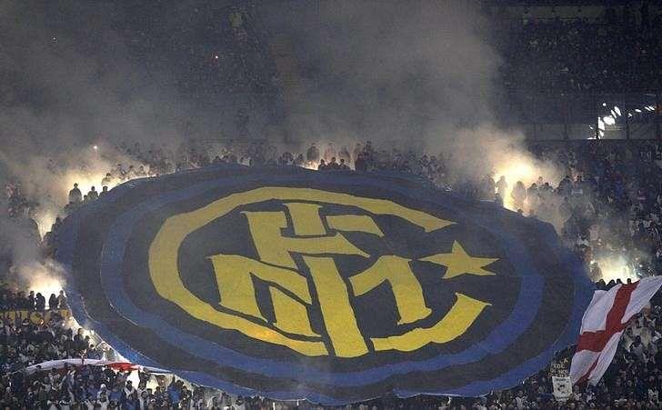 Football Soccer - AC Milan v Inter Milan - Italian Serie A - San Siro stadium, Milan, Italy - 20/11/16 - Inter Milan