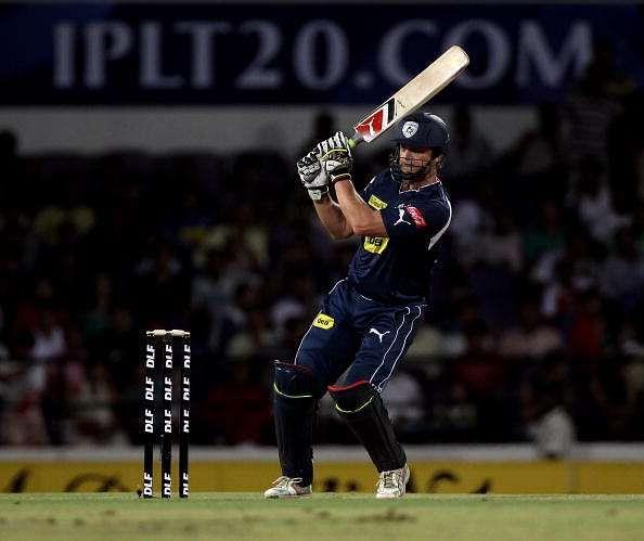 Adam Gilchrist Australia Deccan Chargers Cricket