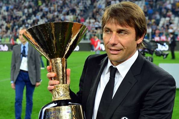 Antonio Conte scudetto Serie A