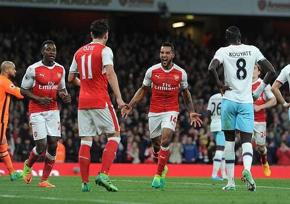 Arsenal 3-0 West Ham goals highlights