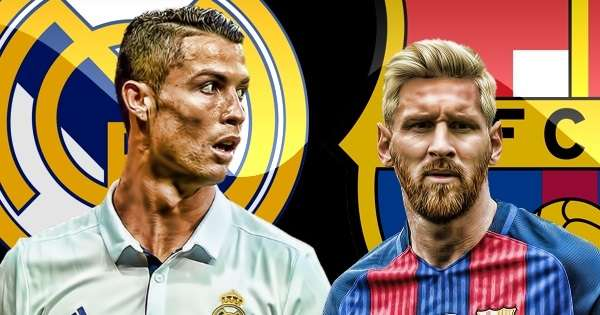 El Clasico Real Madrid vs Barcelona Quiz