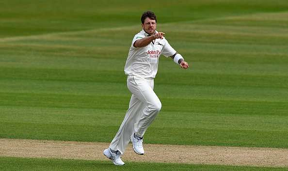 James Pattinson Australia Cricket Nottinghamshire