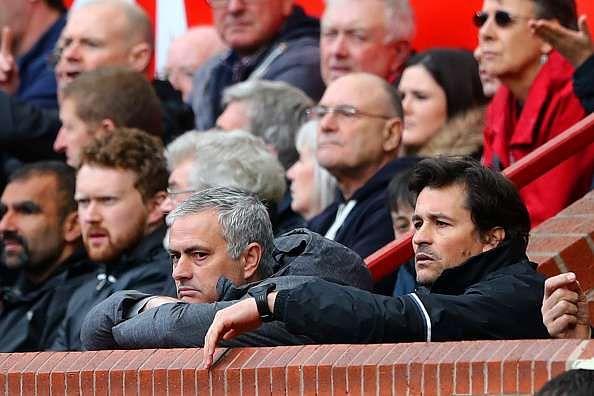 Jose Mourinho Manchester United West Brom