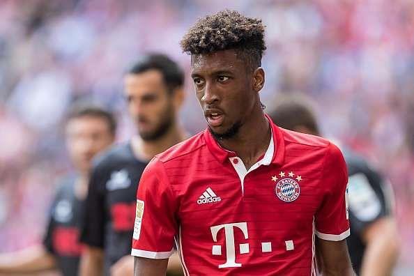 Kingsley Coman Bayern Munich permanent transfer Juventus