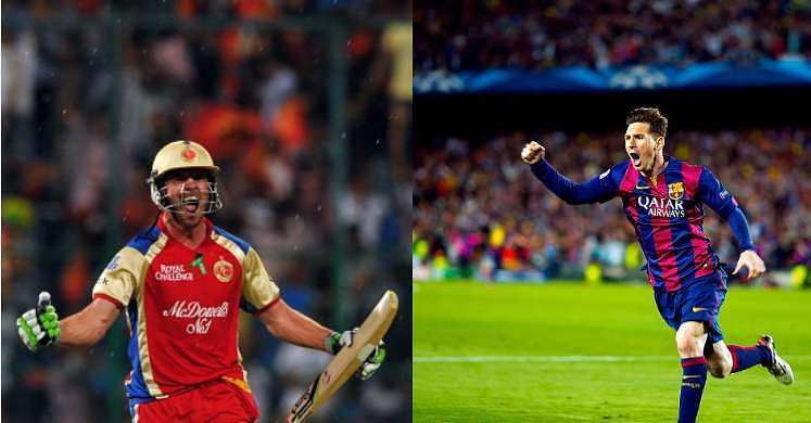 messi and abd