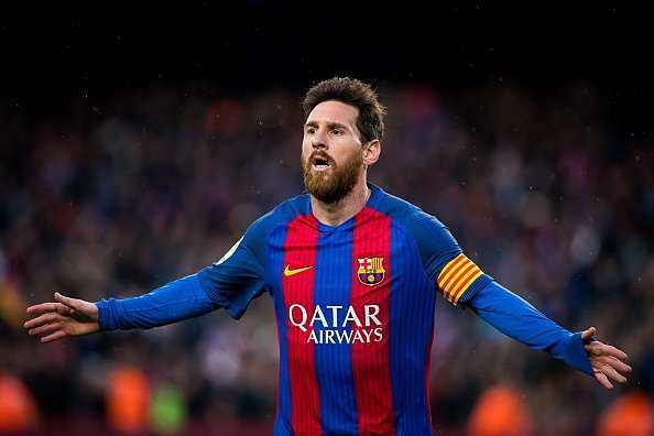 Lionel Messi has won 34 trophies with Barcelona