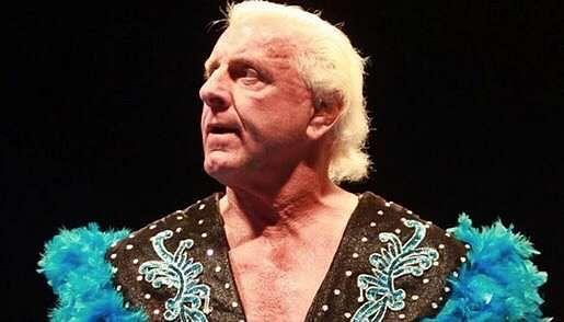 Flair had a brief run as a man in power in WWE.