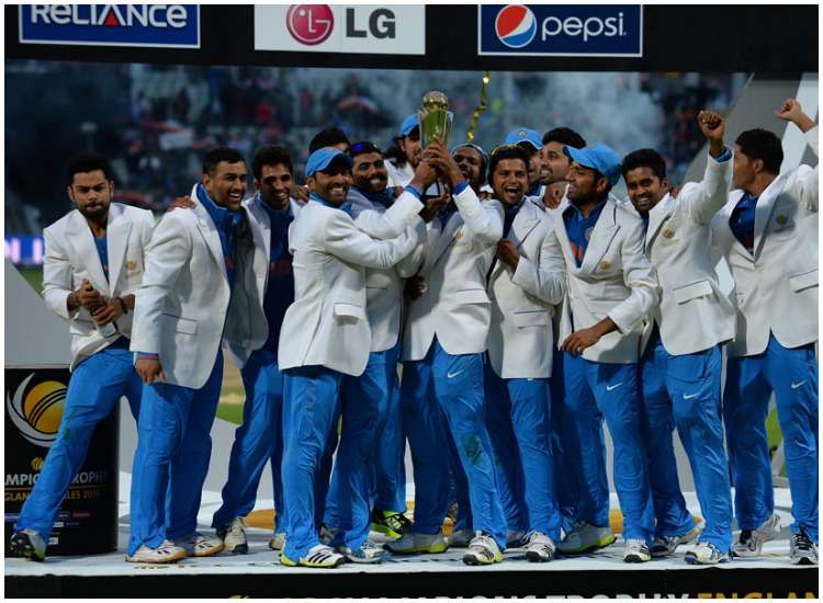 India 2013 Champions Trophy