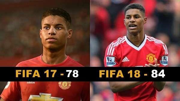 Fifa 18 Premier League Team