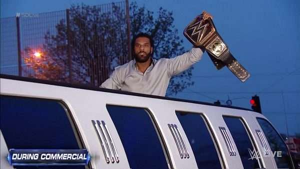 5 Reasons why Jinder Mahal should become the next WWE Champion