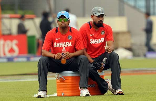 Will Yusuf Pathan take Suresh Raina