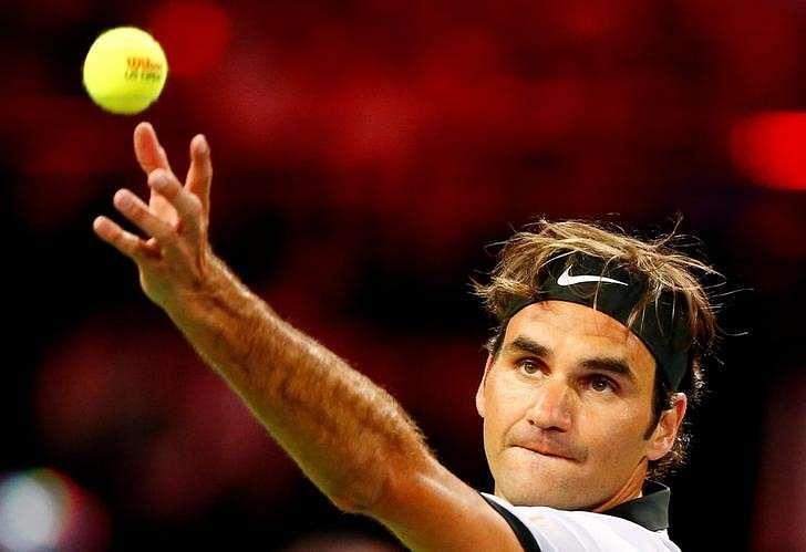 Tennis - Match for Africa 3 - Federer v Murray - Zurich, Switzerland - 10/04/2017 - Switzerland