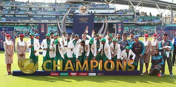 ICC Champions Trophy 2017: Nawaz Sharif announces Rs 10m