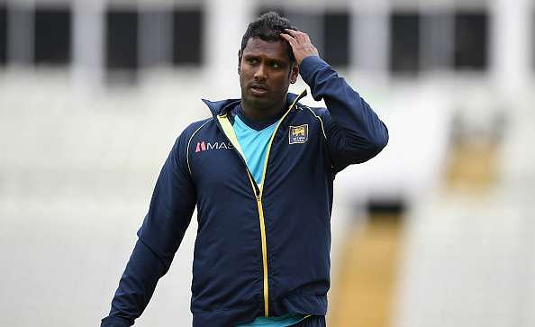 Angelo Mathews Sri Lanka Cricket