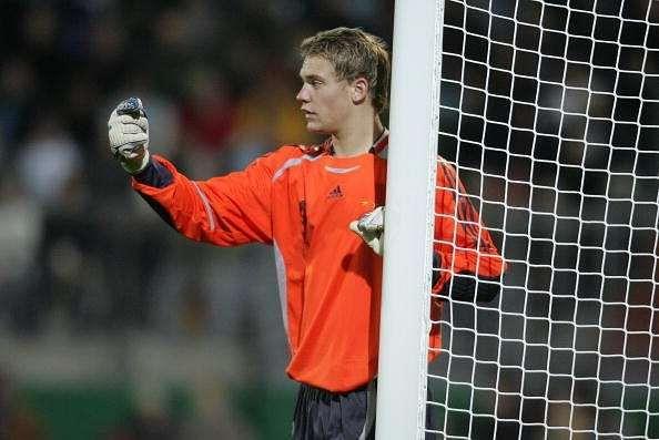 Euro U-21 legends Manuel Neuer