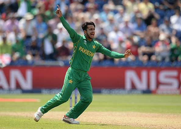 Hasan Ali Pakistan Cricket