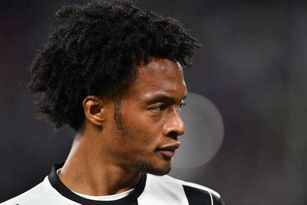 TURIN, ITALY - MAY 09:  Juan Cuadrado of Juventus looks on during the UEFA Champions League Semi Final second leg match between Juventus and AS Monaco at Juventus Stadium on May 9, 2017 in Turin, Italy.  (Photo by Stuart Franklin/Getty Images)