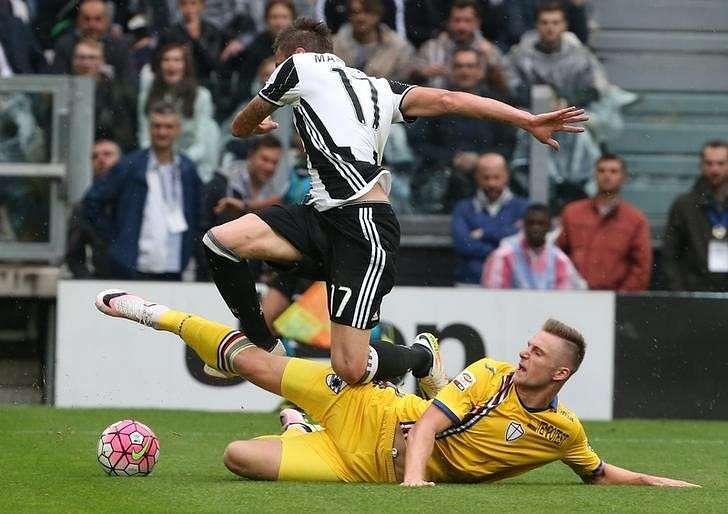 Football Soccer - Juventus v Sampdoria - Italian Serie A - Juventus stadium, Turin, Italy - 14/05/16 Juventus
