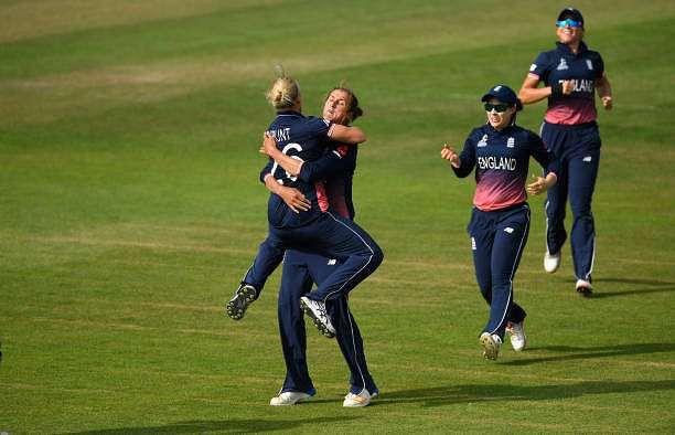 England women come through to win a nail-biter