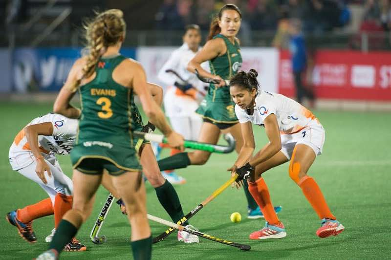 India South Africa Women