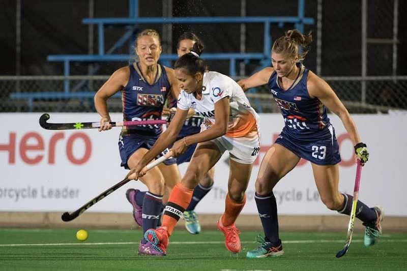 India US hockey