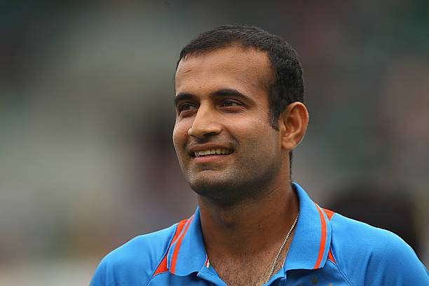 SYDNEY, AUSTRALIA - FEBRUARY 26:  Irfan Pathan of India smiles during the One Day International match between Australia and India at the Sydney Cricket Ground on February 26, 2012 in Sydney, Australia.  (Photo by Cameron Spencer/Getty Images)