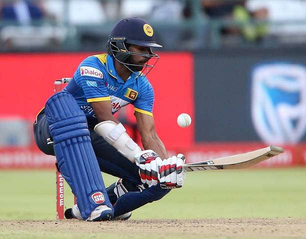 CAPE TOWN, SOUTH AFRICA - FEBRUARY 07: Niroshan Dickwella of Sri Lanka during the 4th ODI between South Africa and Sri Lanka at PPC Newlands on February 07, 2017 in Cape Town, South Africa. (Photo by Carl Fourie/Gallo Images/Getty Images)