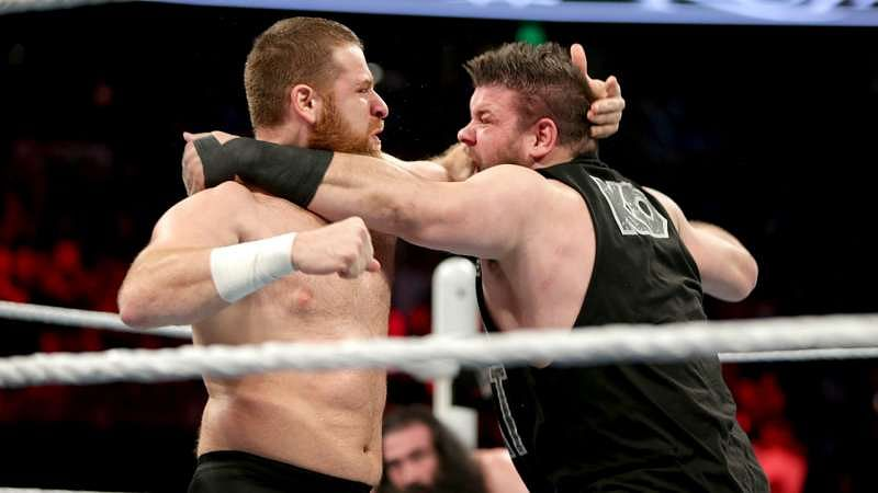 WWE News: Amazing backstage video of Sami Zayn and Kevin Owens after Owens won the Universal Title
