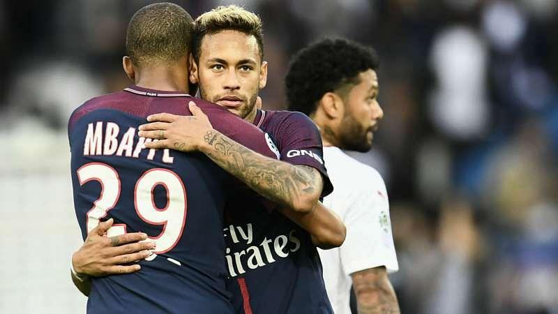 Monaco v Paris Saint-Germain: The Opta facts as Mbappe ...