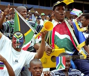 Vuvuzela ccertainly creating its presence